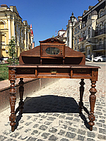 Антикварный письменный стол секретер бюро столик  барокко кресло  буфет креденс сервант комод