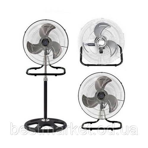 Вентилятор CHENGLI CROWN FS 4521 3в1