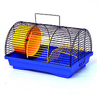 Клетка для хомяка и грызунов БУНГАЛО 1, 33*23*20 см