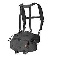 Сумка поясная Helikon-Tex® Foxtrot Mk2 Belt Rig - Cordura® - Черная