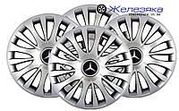 Колпаки на колеса R15 SKS/SJS №329 Mercedes-Benz, фото 1