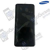 Дисплей Samsung S9 Plus (модуль экран + тачскрин) SM-G965 Black, GH97-21691A