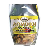 Жевательные конфеты «Ломтики яблочные сушеные с  лимоном», 100 г