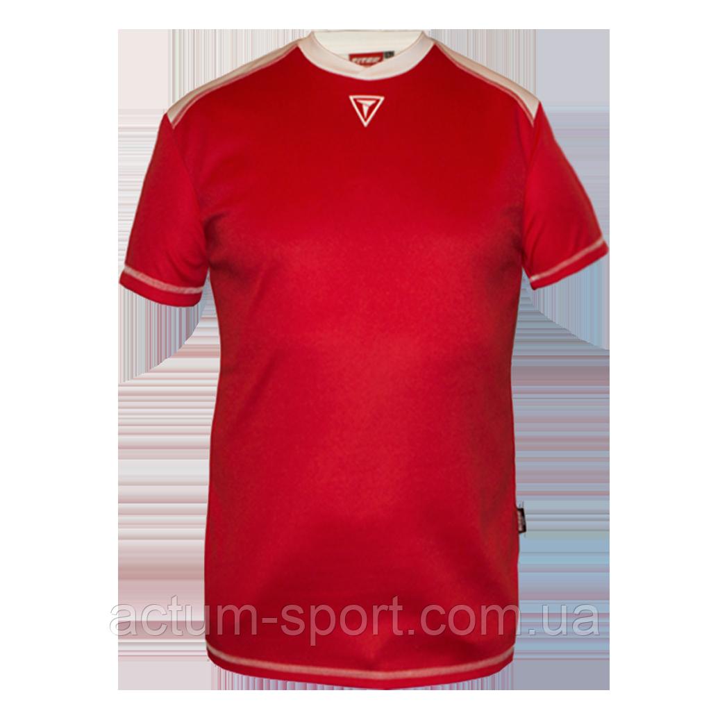 Футболка игровая Dinamo Titar Красно/белый, M