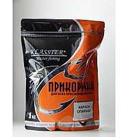 Прикормка Klasster Premium Карась Опарыш 1 кг