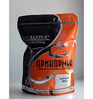 Прикормка Klasster Premium Карась Мёд 1 кг
