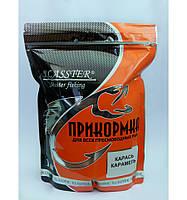 Прикормка Klasster Premium Карась Карамель 1 кг