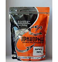 Прикормка Klasster Premium Карась Линь 1 кг