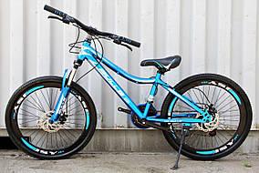 Велосипед горный 24 дюйма