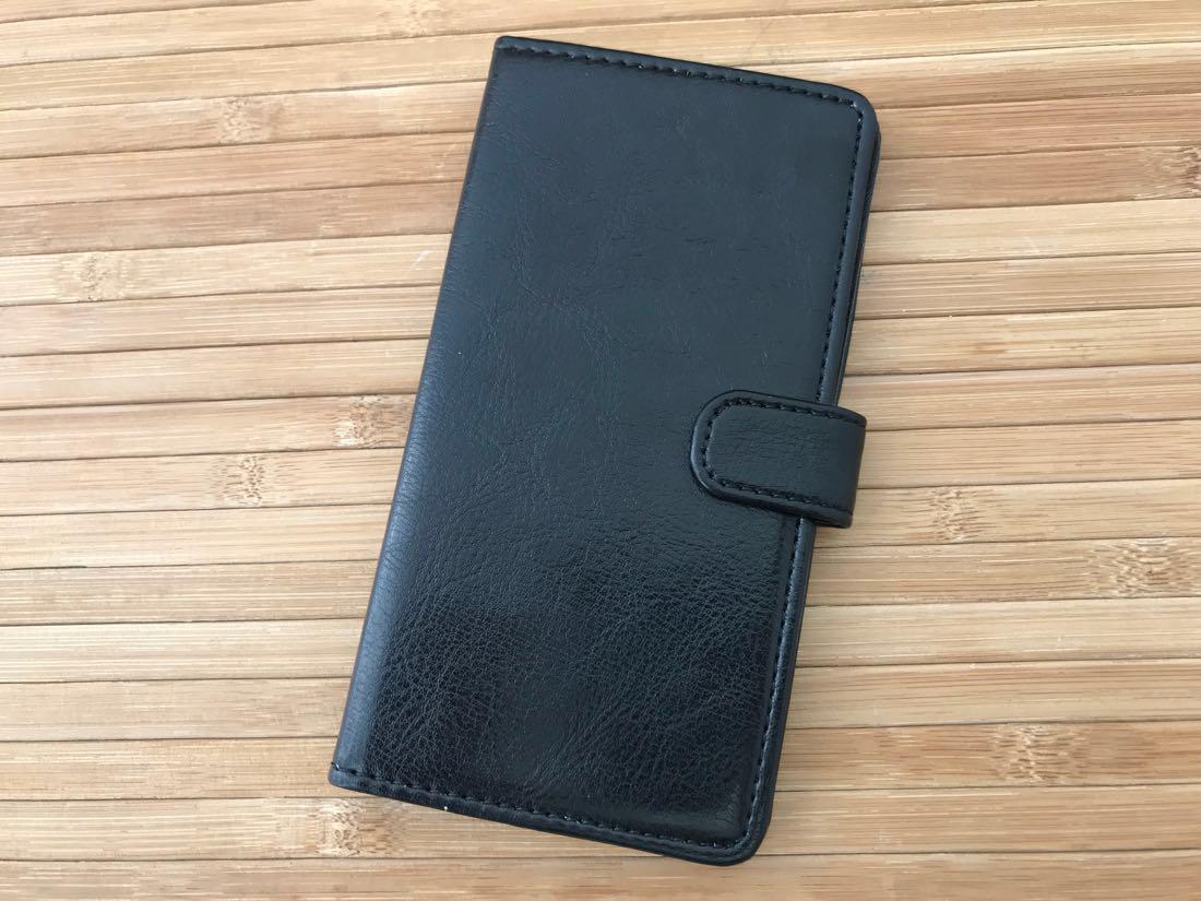 Чехол Book-case Bravis Ultra black