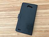 Чехол Book-case Bravis Ultra black, фото 2