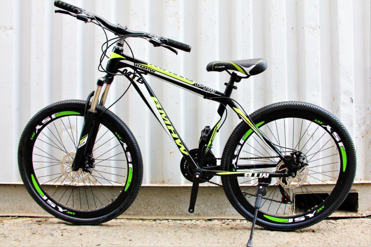 Велосипед горный 26 колеса, дисковые тормоза