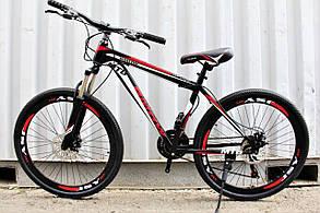 Велосипед горный 26 колеса, дисковые тормоза, фото 2