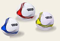 Мяч футбольный 1141/ABC 3 вида, PU, №5, 32 панели, 400г
