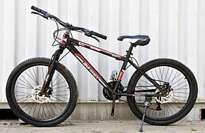 Велосипед горный 26 дюймов, полуавтомат переключатель, фото 2
