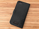 Чохол Book-case Fly iQ4413 black, фото 2