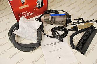 Подогреватель двигателя Северс+ 1,5квт с бамперным разьемом для легковых авто