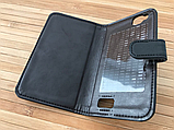 Чохол Book-case Fly iQ4490 black, фото 2