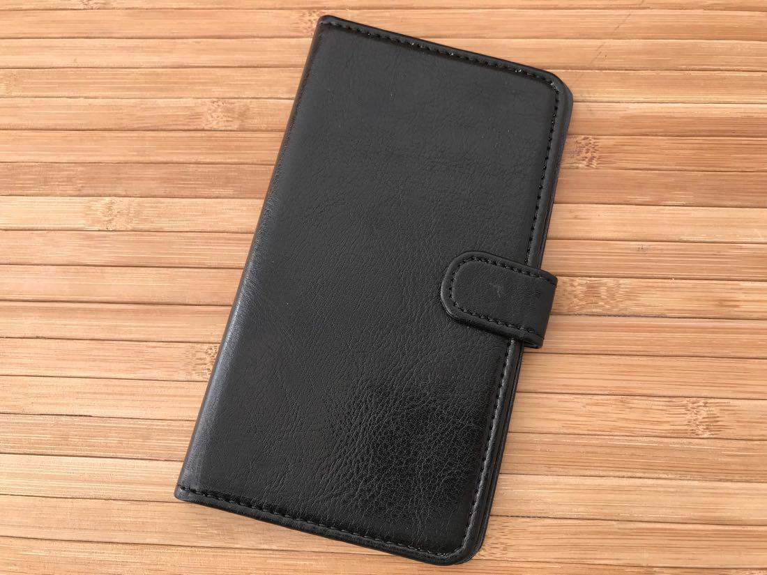 Чехол Book-case Fly iQ458 black