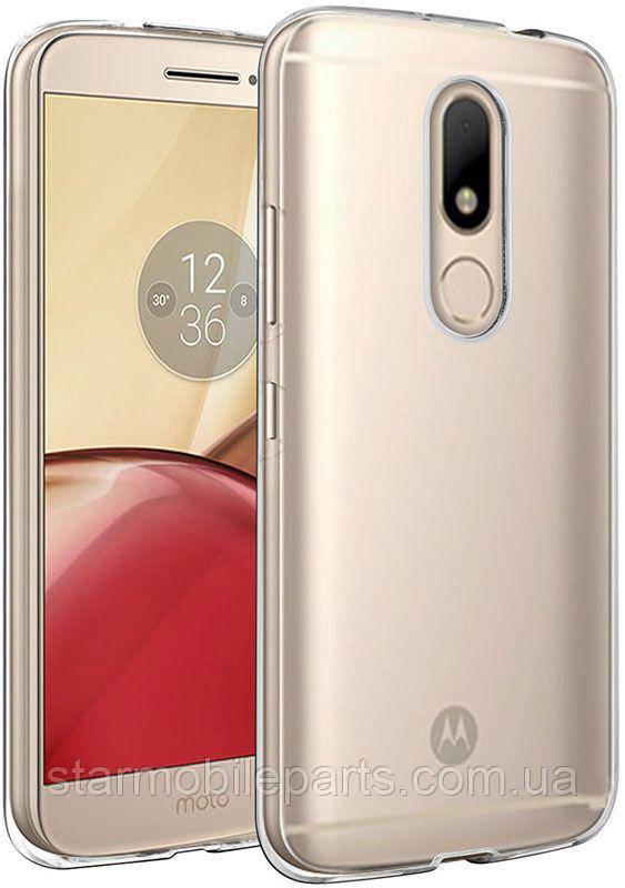 Чехол-накладка TOTO TPU case High clear Motorola Moto M (XT1663)  Transparent: продажа, цена в Запорожье  чехлы