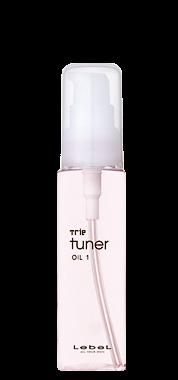 Trie Tuner Oil 1 Сухое шёлковое масло 60 мл.