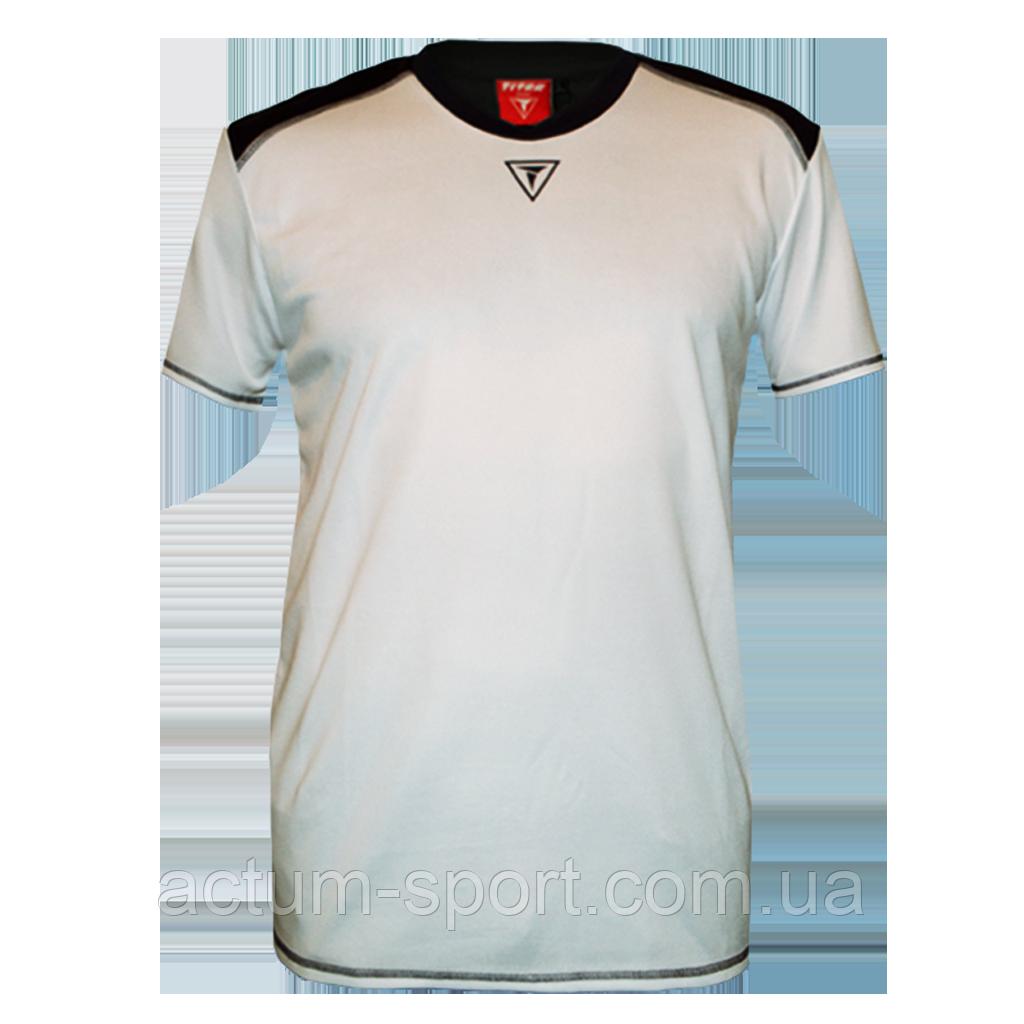 Футболка игровая Dinamo Titar Бело/черный, XXL