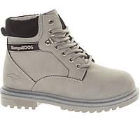 Дитячі черевики для хлопчика.Сірі.Розмір EU 33 (UK1) Kangaroos d88bbce531028