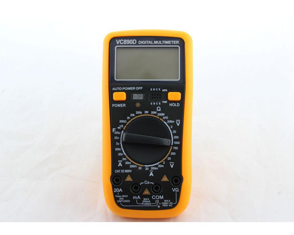 Мультиметр DT 890 D CN