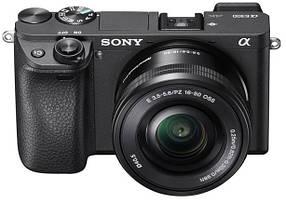 Цифровая фотокамера Sony A6300 16-50 мм