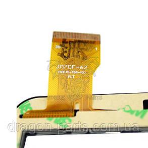 Сенсор (тач) Nomi C070011 Corsa 2 JM70F-62 Белый , оригинал, фото 2