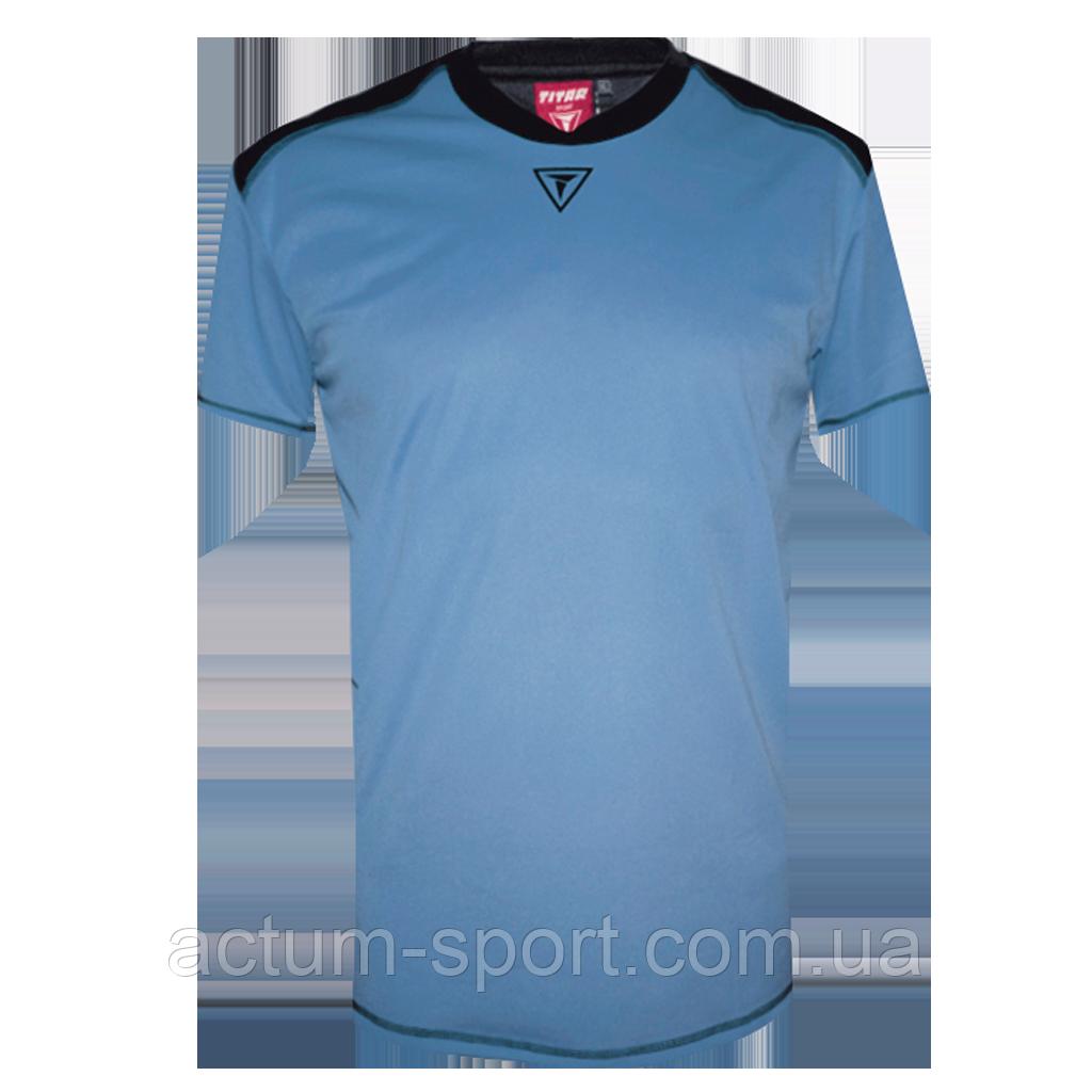 Футболка игровая Dinamo Titar Голубой/черный, XXL