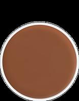 Коричневый аквагрим AQUACOLOR 4 мл (оттенок 10 W)