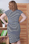 """Сукня """"Еліна"""". Великі розміри, фото 3"""