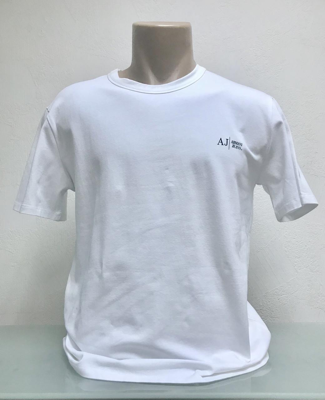 5372915310ccd Футболка мужская Armani jeans оригинал . - Интернет-магазин