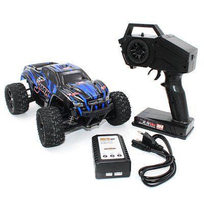 Машина монстр трак на радиоуправлении REMO HOBBY  S max RH1631 4WD 1:16 Полный привод! Мощный двигатель!