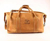 """Брендовая кожаная сумка """"Sport&Travel"""" Standart, фото 1"""