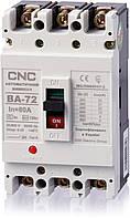 Автоматический выключатель ВА-72, 40А, 3Р, 380B, 25кА, CNC
