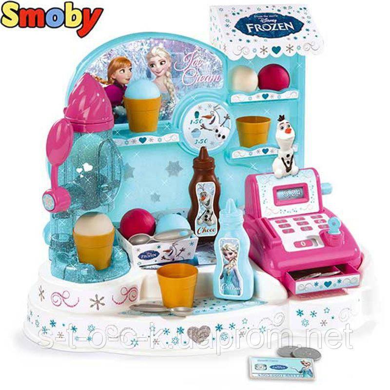 """Smoby 350401 Игровой набор """"Магазин мороженого"""""""