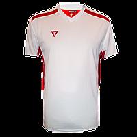 Футболка игровая Futsal Titar Бело/красный, XL