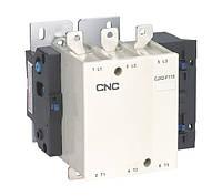 Пускатель электромагнитный CJX2-F-330, 330A, АС-3, 380В, 105кВт, катушка 380B, 2NO+2NC, содержание серебра 85%, CNC, фото 1