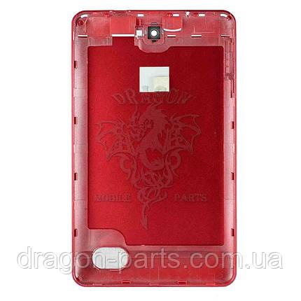 Задняя крышка панель Nomi Corsa 3 LTE C070030 красная, оригинал, фото 2