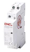 Пускатель модульный YCCH6-25, 2P, 220В, 2NO, 25A, CNC, фото 1