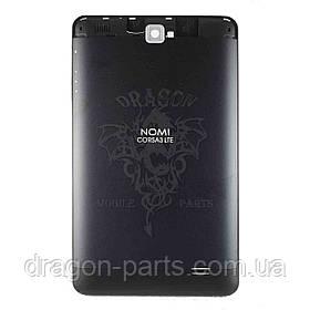 Задняя крышка панель Nomi Corsa 3 LTE C070030 черная, оригинал