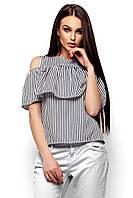 Блуза Каир черный (S,M,L)