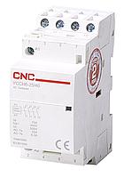 Пускатель модульный YCCH6-25, 4P, 220В, 4NO, 25A, CNC, фото 1