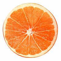 3D декоративная подушка, Апельсин
