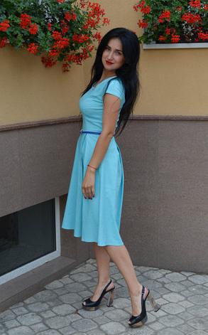 "Летнее платье ""Кристина"", фото 2"