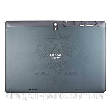 Задняя крышка панель Nomi Ultra 2 C101010 серая, оригинал, фото 2