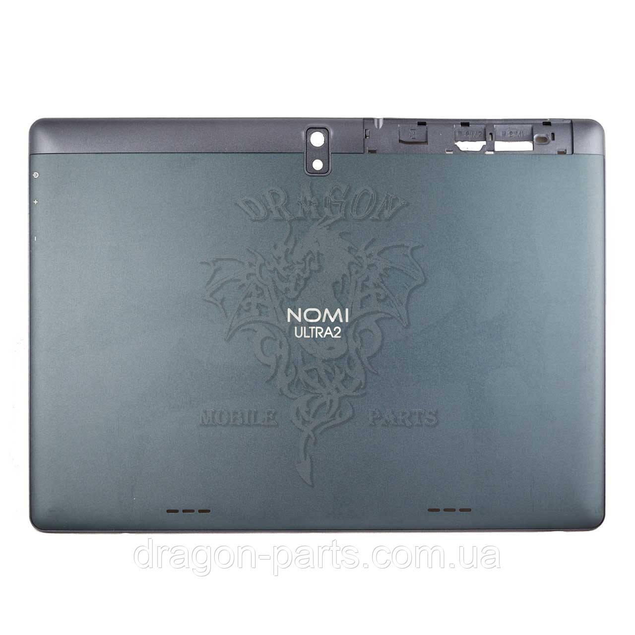 Задняя крышка панель Nomi Ultra 2 C101010 серая, оригинал