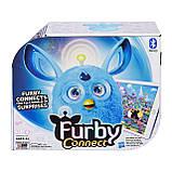 Ферби Коннект Блакитний (російська мова) / Furby Connect Синій, фото 2